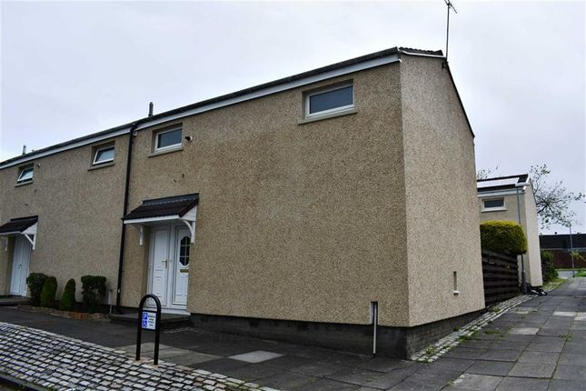 Thumbnail End terrace house for sale in 30, Hornbeam Road, Cumbernauld
