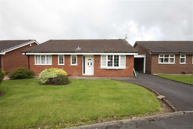 Thumbnail Detached bungalow to rent in Briar Croft, Longton