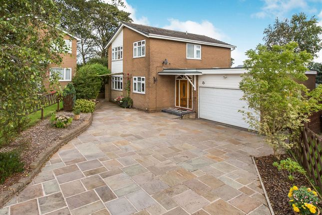 Thumbnail Detached house for sale in Daisybank Drive, Congleton, Cheshire