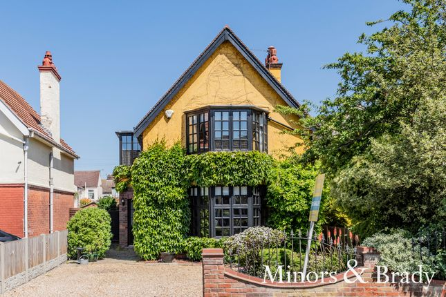 Thumbnail Detached house for sale in Avondale Road, Gorleston, Great Yarmouth