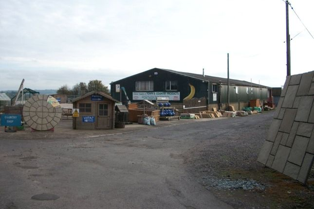 Thumbnail Retail premises for sale in Galhampton, Nr Castle Cary, Somerset