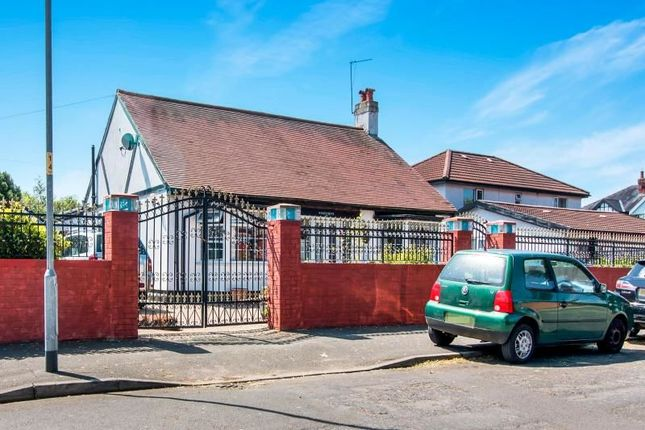 Thumbnail Bungalow for sale in Kingsbrook Road, Whalley Range, Manchester