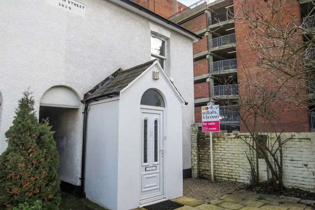 Thumbnail Cottage for sale in Crown Street, Brentwood