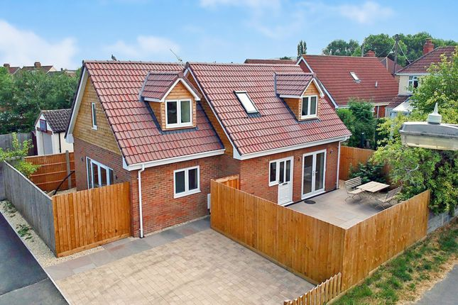 Detached house for sale in New Build, Eden Vale Road, Westbury