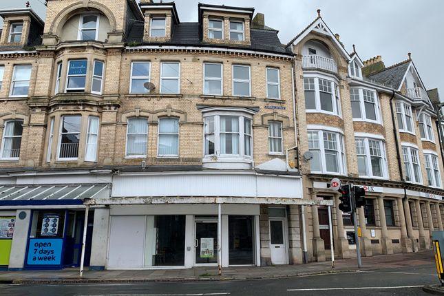 Thumbnail Retail premises to let in Palace Avenue, Paignton
