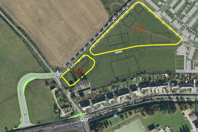 Thumbnail Land for sale in Land At Barton Farm, Sherborne Dorset