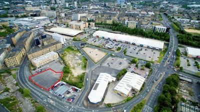 Thumbnail Land to let in Canal Road/Leeming Street/Holdsworth Street, Bradford, West Yorkshire