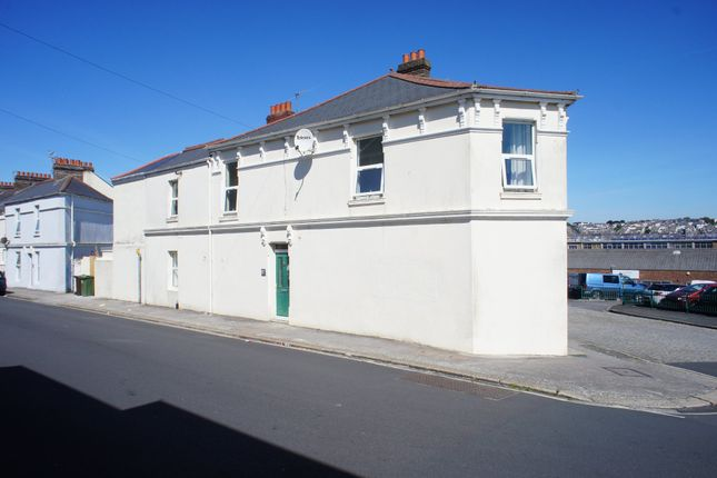 Thumbnail End terrace house for sale in South Milton Street, Plymouth