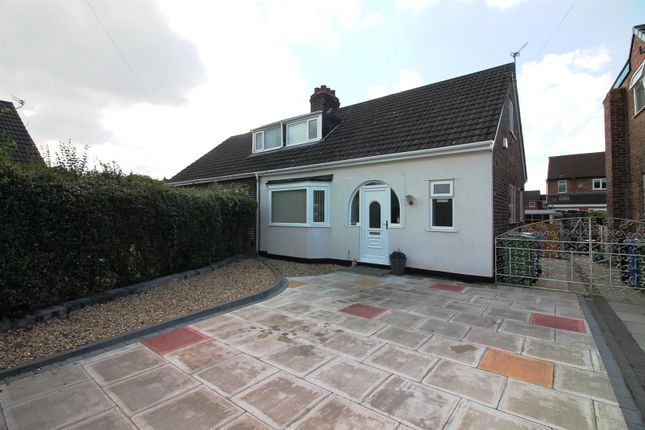 2 bed semi-detached bungalow for sale in Woodlands Avenue, Urmston, Manchester