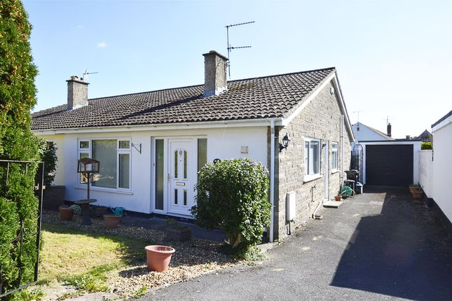 Thumbnail Semi-detached bungalow for sale in Welton Grove, Midsomer Norton, Radstock