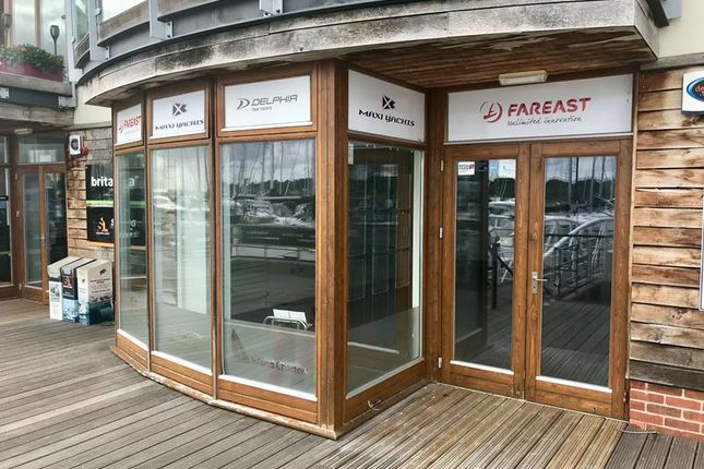 Thumbnail Office to let in Unit 2 Waterside House, Port Hamble Marina, Hamble-Le-Rice, Southampton