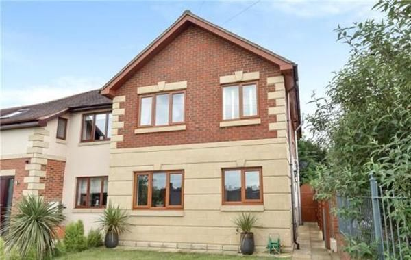 Thumbnail Semi-detached house for sale in The Mead, Beaconsfield