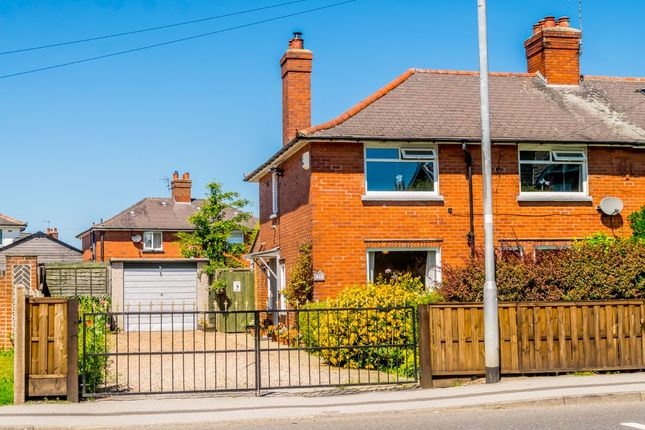 Thumbnail Semi-detached house for sale in Victoria Road, Morley, Leeds