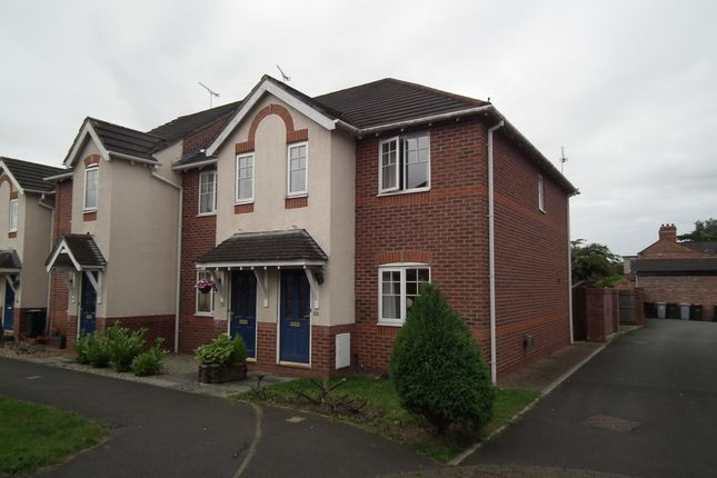 3 bed semi-detached house to rent in Victoria Mill Drive, Willaston, Nantwich CW5