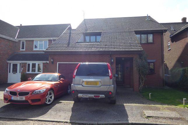 Thumbnail Property to rent in Woodman Close, Aylesbury
