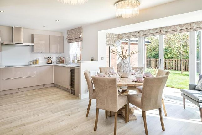"Thumbnail Detached house for sale in ""Holden"" at Dryleaze, Yate, Bristol"