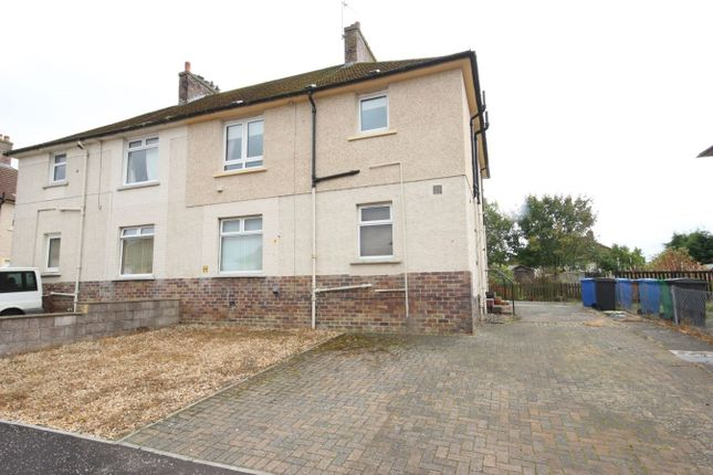 Thumbnail Flat for sale in Woodend Park, Cardenden, Lochgelly