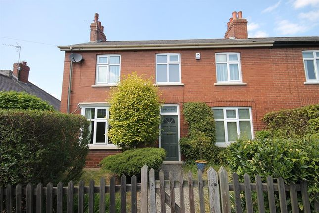 Thumbnail Semi-detached house to rent in Barmby Road, Pocklington, York