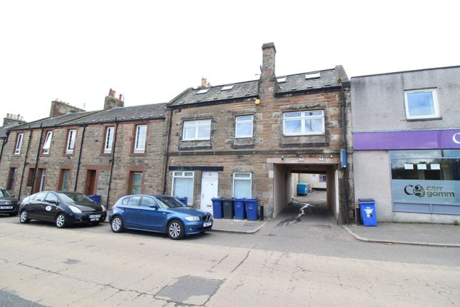 Thumbnail Flat for sale in Clerk Street, Loanhead