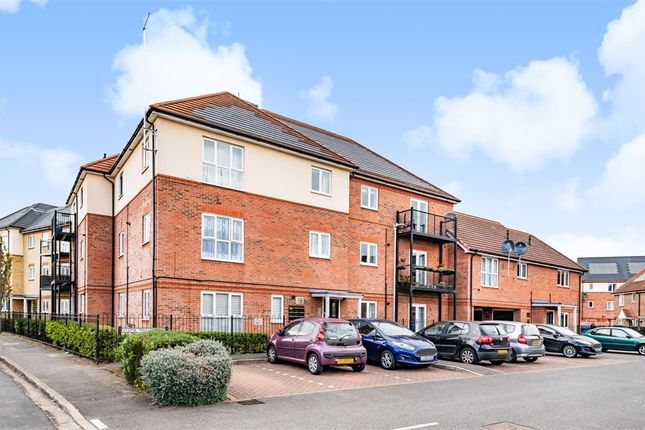 Thumbnail Flat for sale in Beech House, 1 Stone Well Road, Staines-Upon-Thames, Surrey
