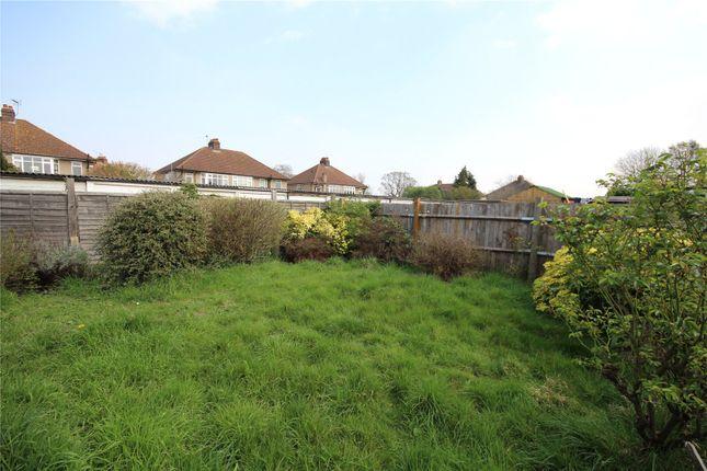Garden of Bellegrove Road, Welling, Kent DA16