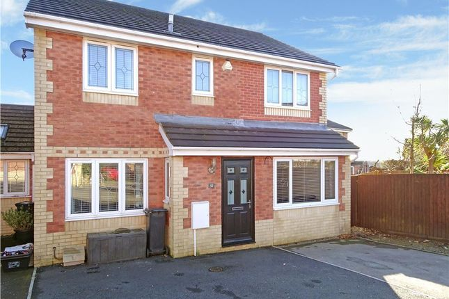 Thumbnail Detached house for sale in Min Y Coed, Coed Hirwaun, Margam