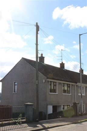 Thumbnail End terrace house for sale in Drumalane Park, Newry
