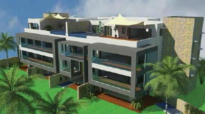 2 bed apartment for sale in Tamarin, Mauritius