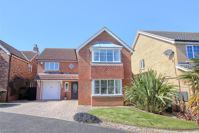 Thumbnail Detached house for sale in Deepdene Grove, Redcar