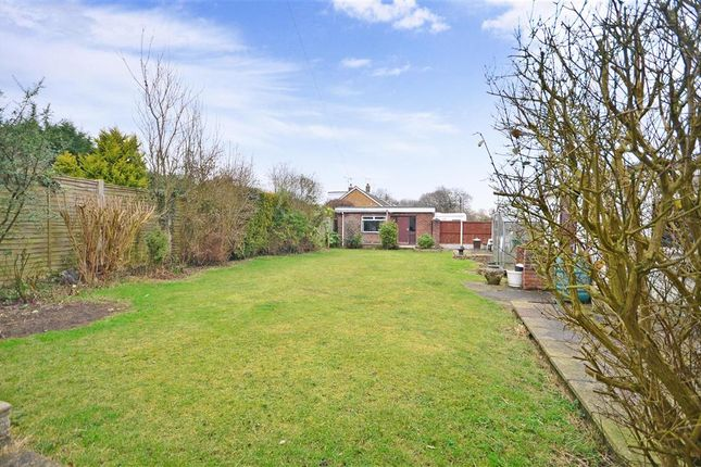 Thumbnail Detached house for sale in Mountnessing Road, Billericay, Essex