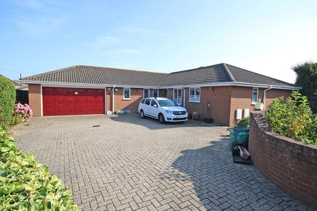 Bungalow for sale in Southern Lane, Barton On Sea, New Milton, Hampshire