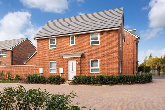 "Thumbnail End terrace house for sale in ""Moresby"" at Bankwood Crescent, New Rossington, Doncaster"