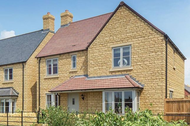 "Thumbnail Detached house for sale in ""The Farnham"" at Stratford Road, Mickleton, Chipping Campden"