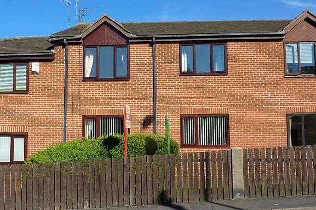 Thumbnail Flat for sale in Laburnum Court, Guidepost, Choppington