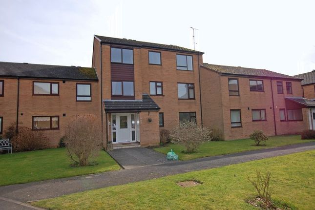 Thumbnail Flat for sale in Mayfair Gardens, Ponteland, Newcastle Upon Tyne