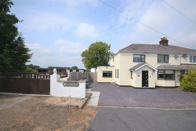 Thumbnail Semi-detached house for sale in 4 Yew Tree Villas, Preston Road, Charnock Richard