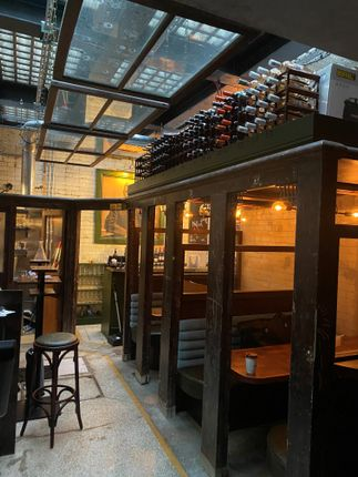 Thumbnail Retail premises for sale in WC Wine & Charcuterie Bloomsbury, Former Public Convenience, Guilford Place, London