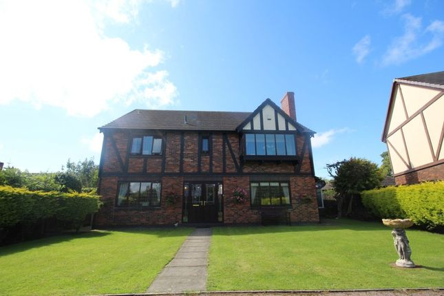 Thumbnail Detached house for sale in The Hermitage, Thornton-Cleveleys