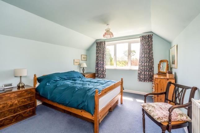 Master Bedroom of Minsted, Midhurst, West Sussex, . GU29