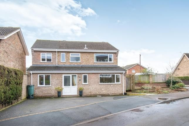 Thumbnail Property for sale in Taverham, Norwich, Norfolk
