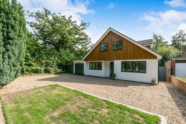 Thumbnail Bungalow for sale in Woodham, Surrey