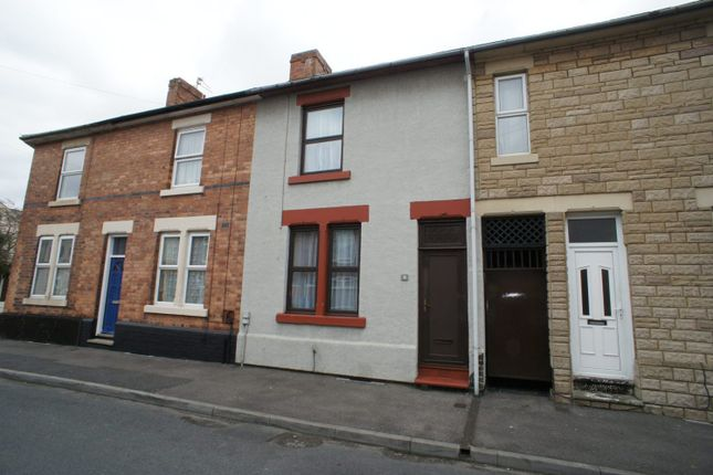 Thumbnail Terraced house to rent in Burnaby Street, Alvaston, Derby
