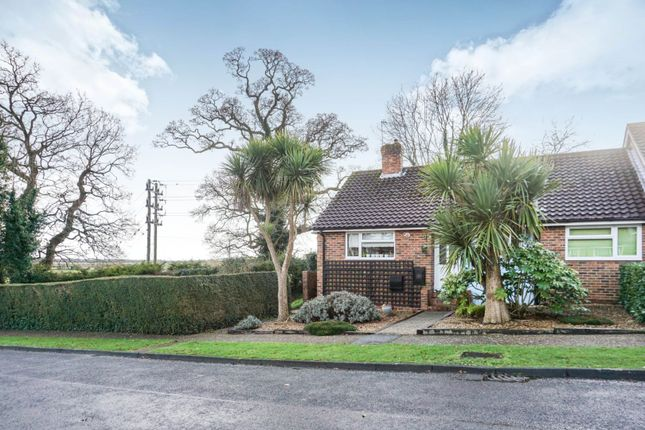 Thumbnail Bungalow for sale in Stewards Rise, Arundel