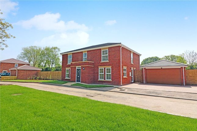 Thumbnail Detached house for sale in Cherry Blossom Close, Hanley Swan, Worcester, Worcestershire