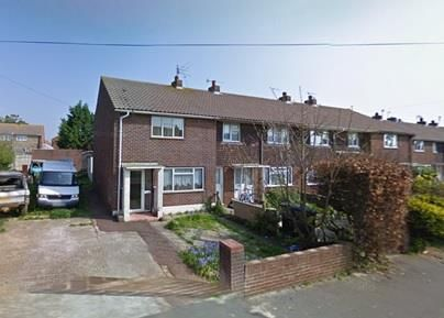Thumbnail Property for sale in St. Julians Close, Shoreham-By-Sea