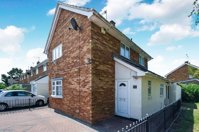 Thumbnail End terrace house for sale in Basildon, Essex