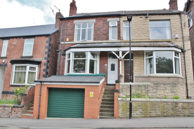 Thumbnail Semi Detached House For Sale In Firth Park Avenue Sheffield South Yorkshire