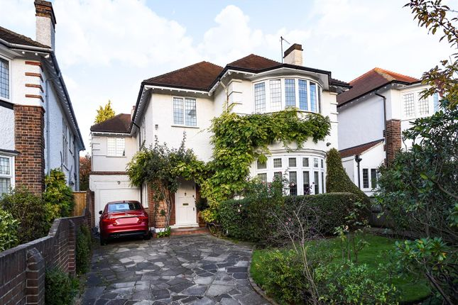Thumbnail Detached house for sale in Sheen Common Drive, Richmond