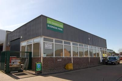 Thumbnail Light industrial to let in Church End, Cherry Hinton, Cambridge