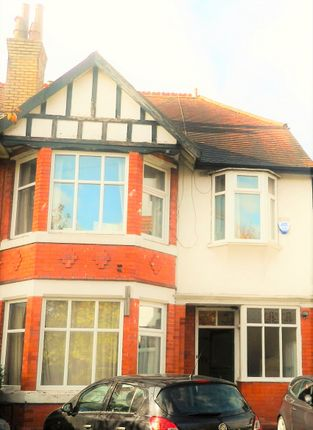 Thumbnail Semi-detached house to rent in Sheringham Road, Manchester